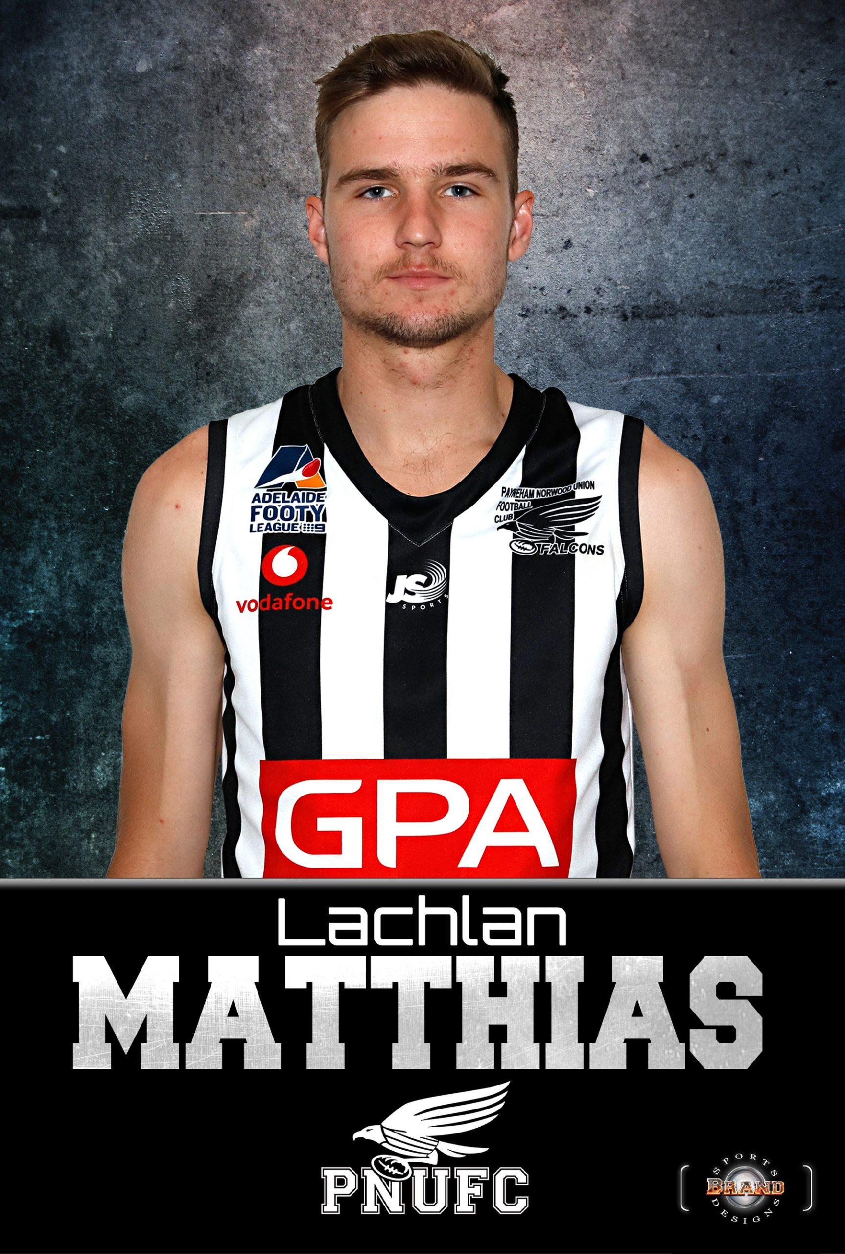 Lachlan Matthias