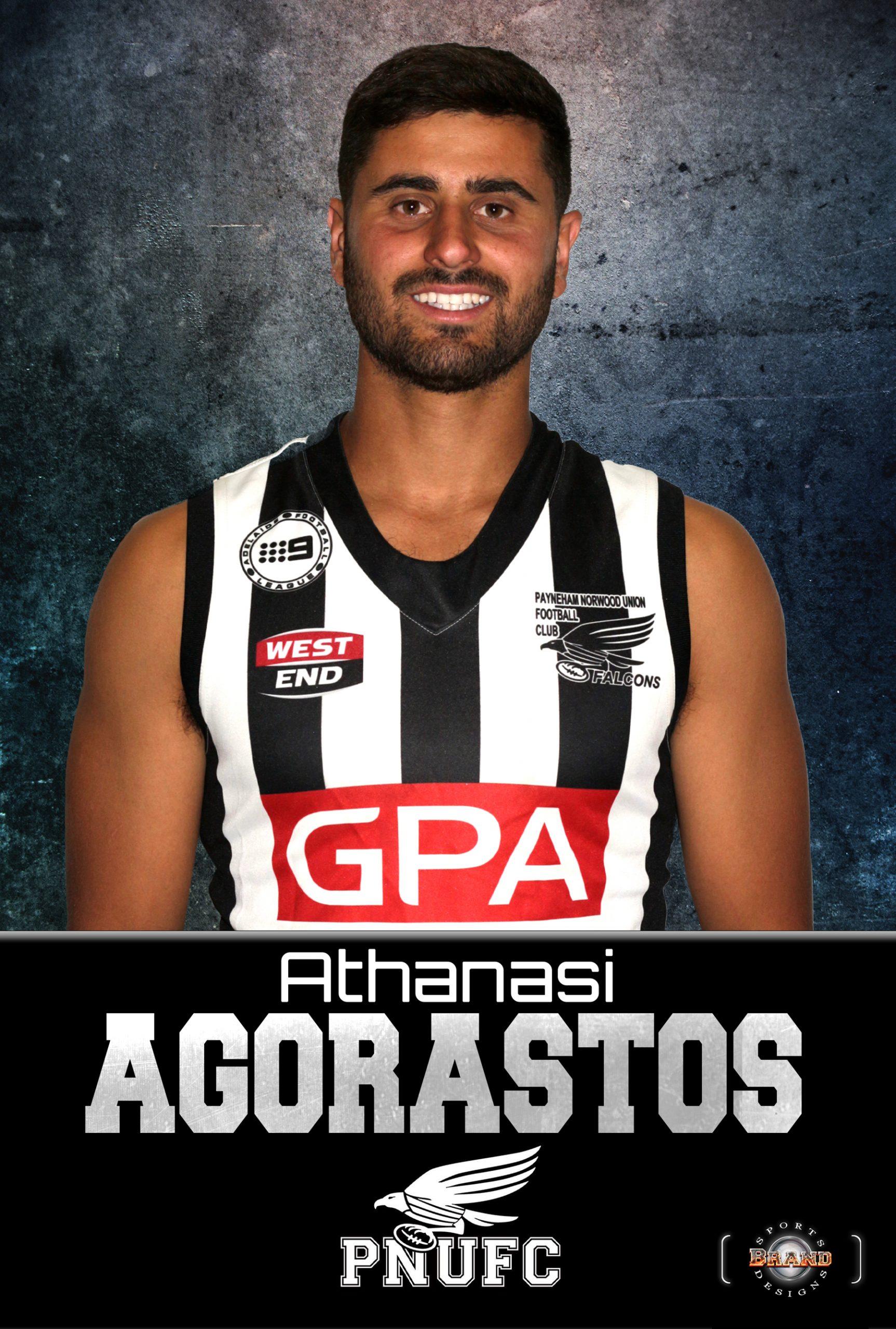 Athanasi Agorastos