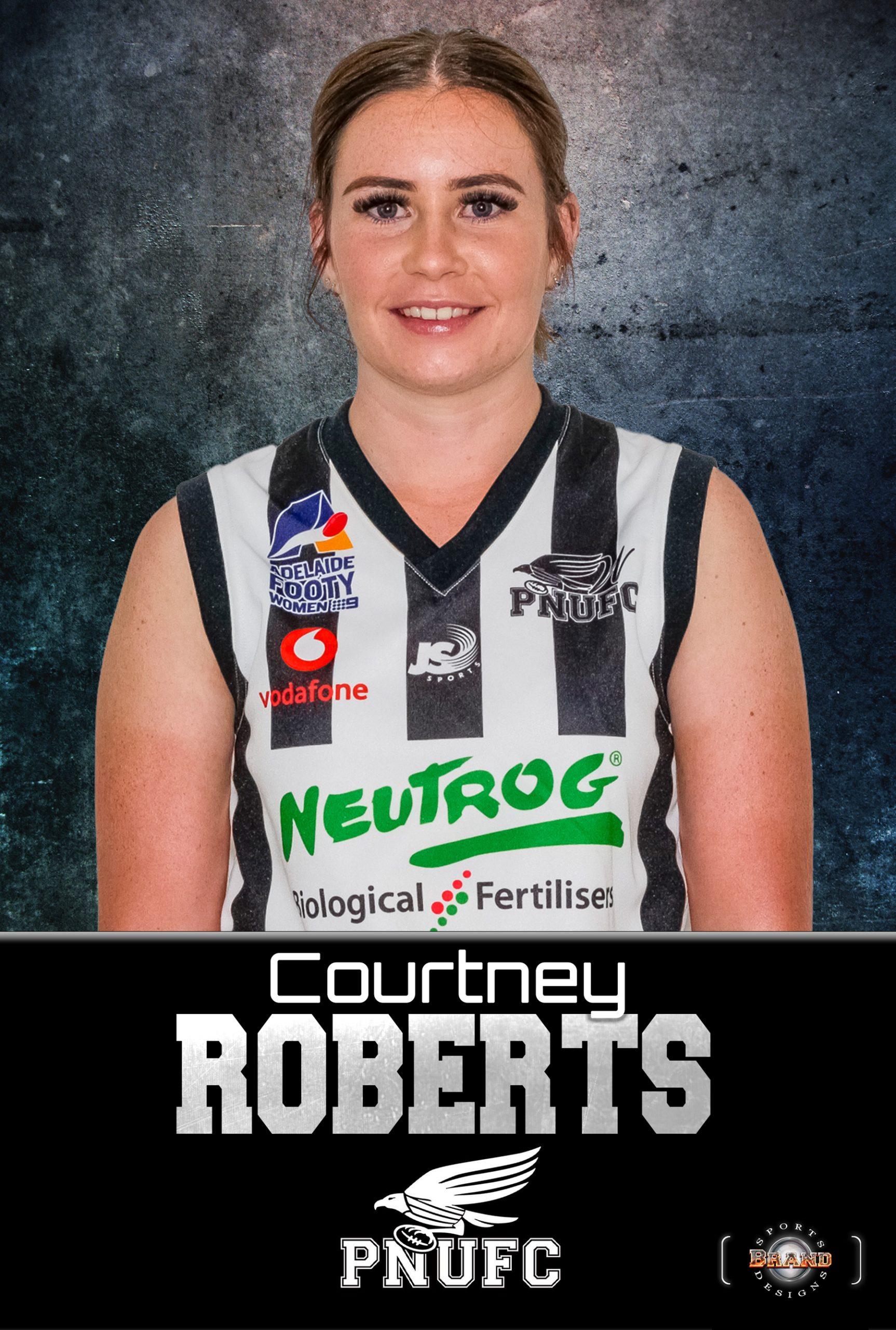 Courtney Roberts