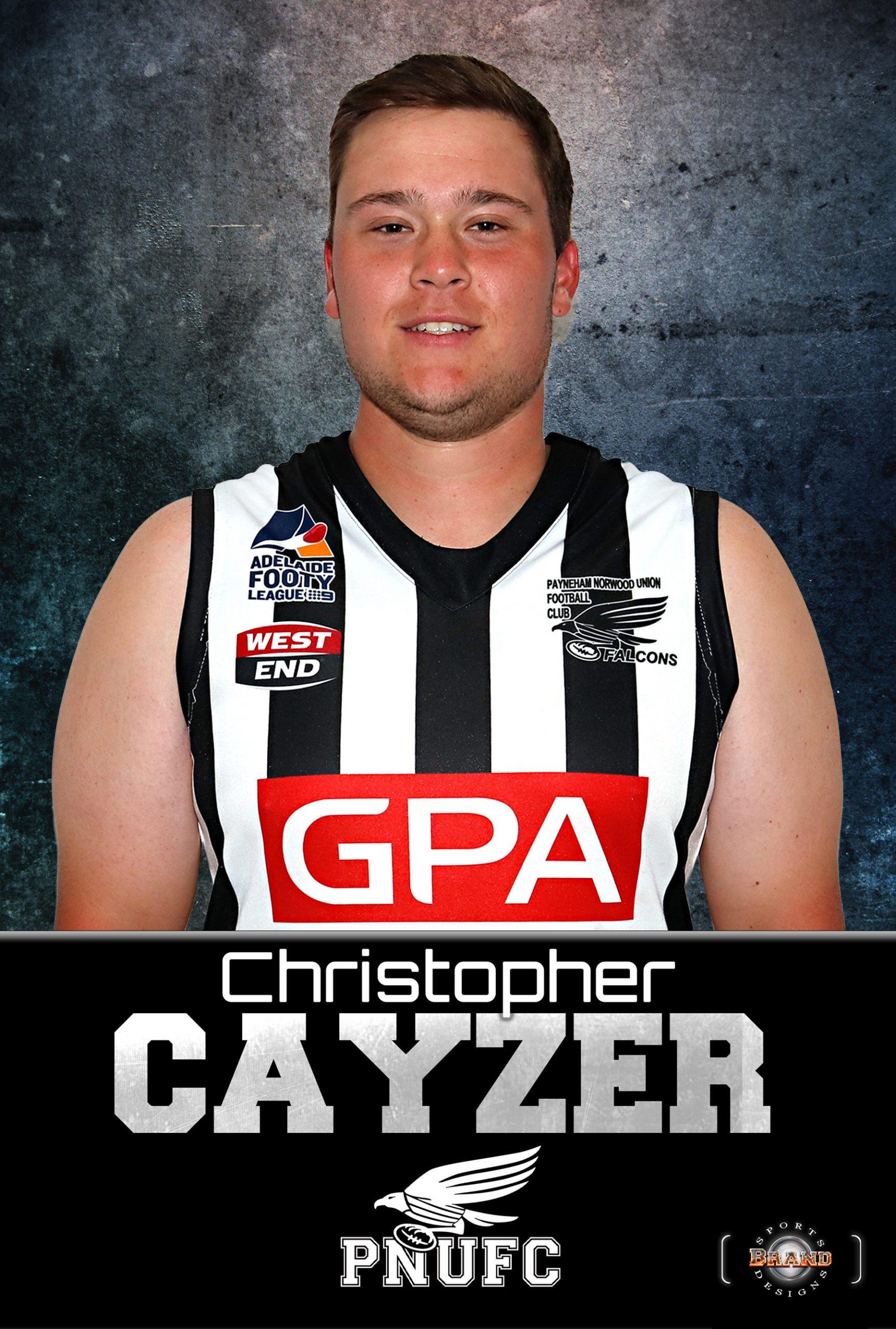 Christopher Cayzer
