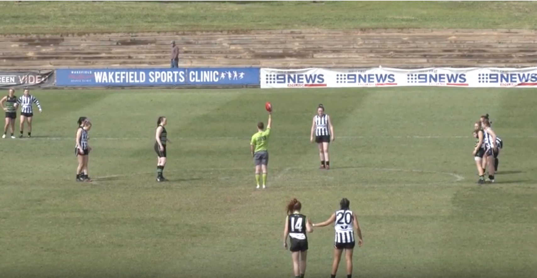 Adelaide Footy Women: Statewide Super Division 2 Grand Final 2019