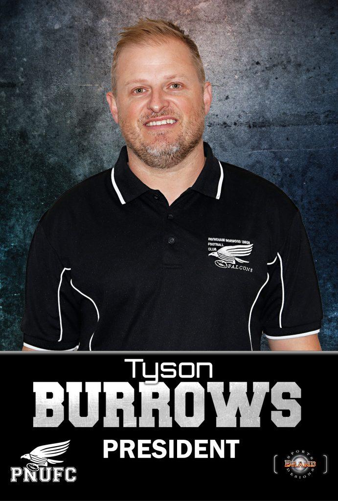 Tyson Burrows