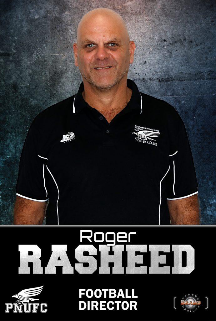 Roger Rasheed