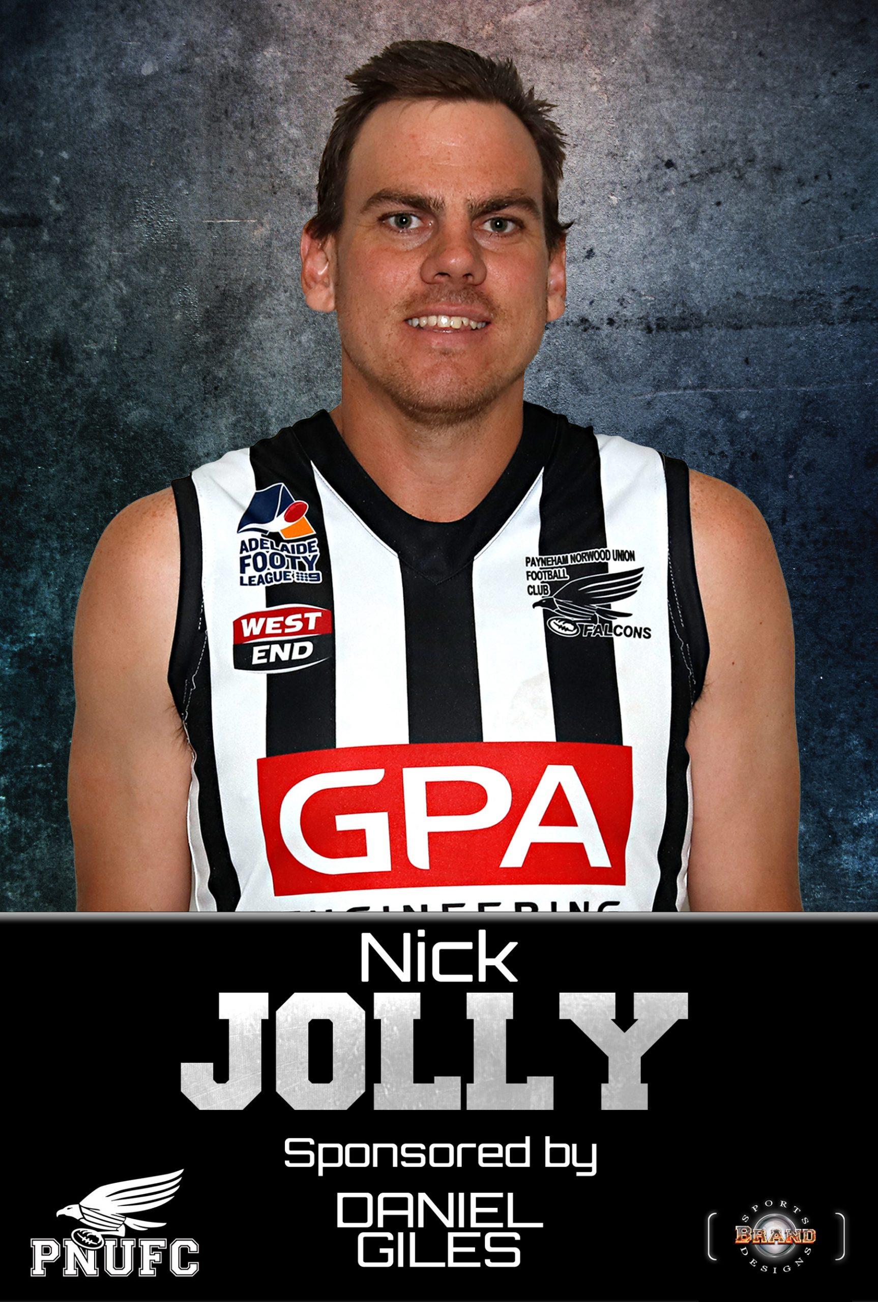 Nick Jolly
