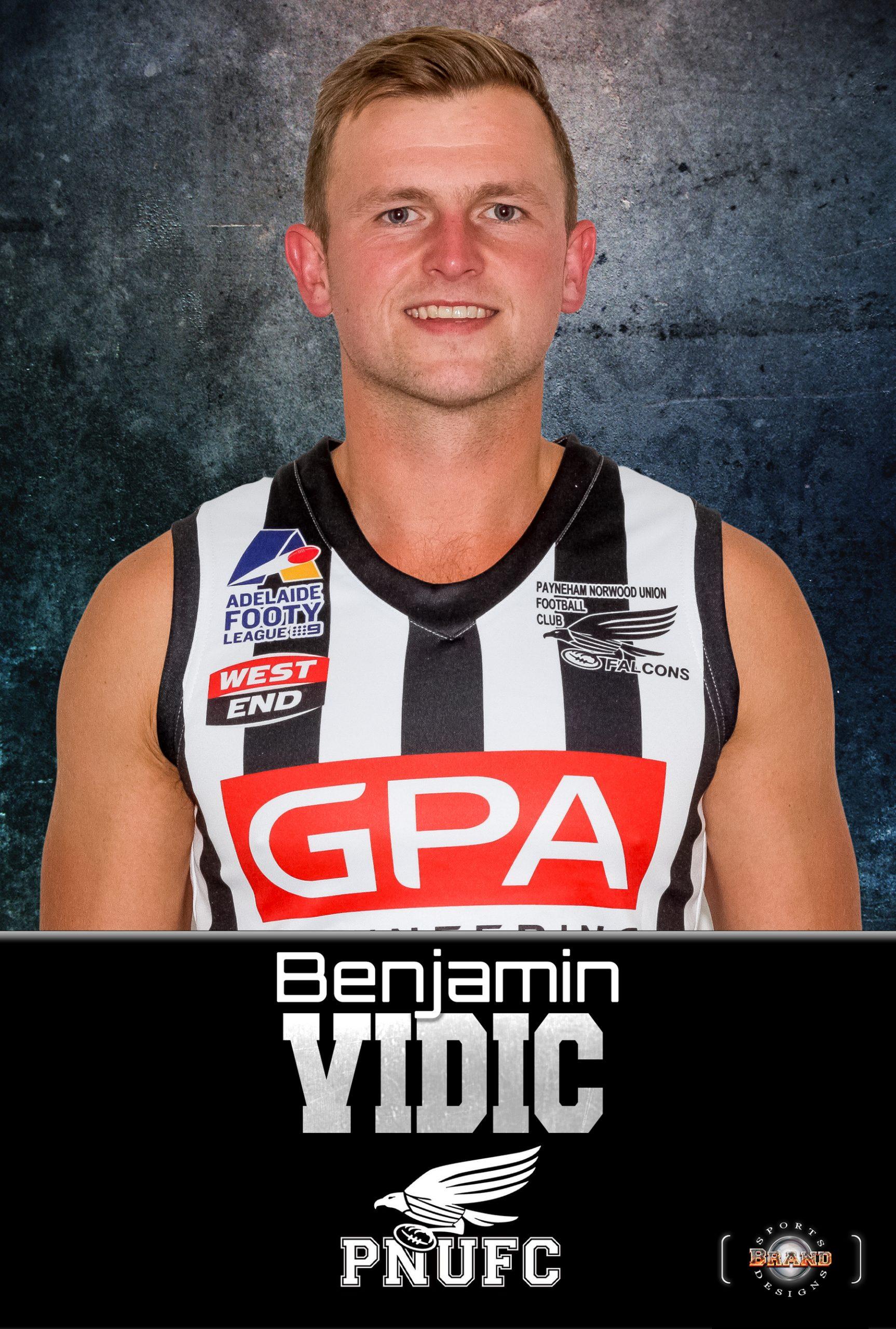 Benjamin Vidic