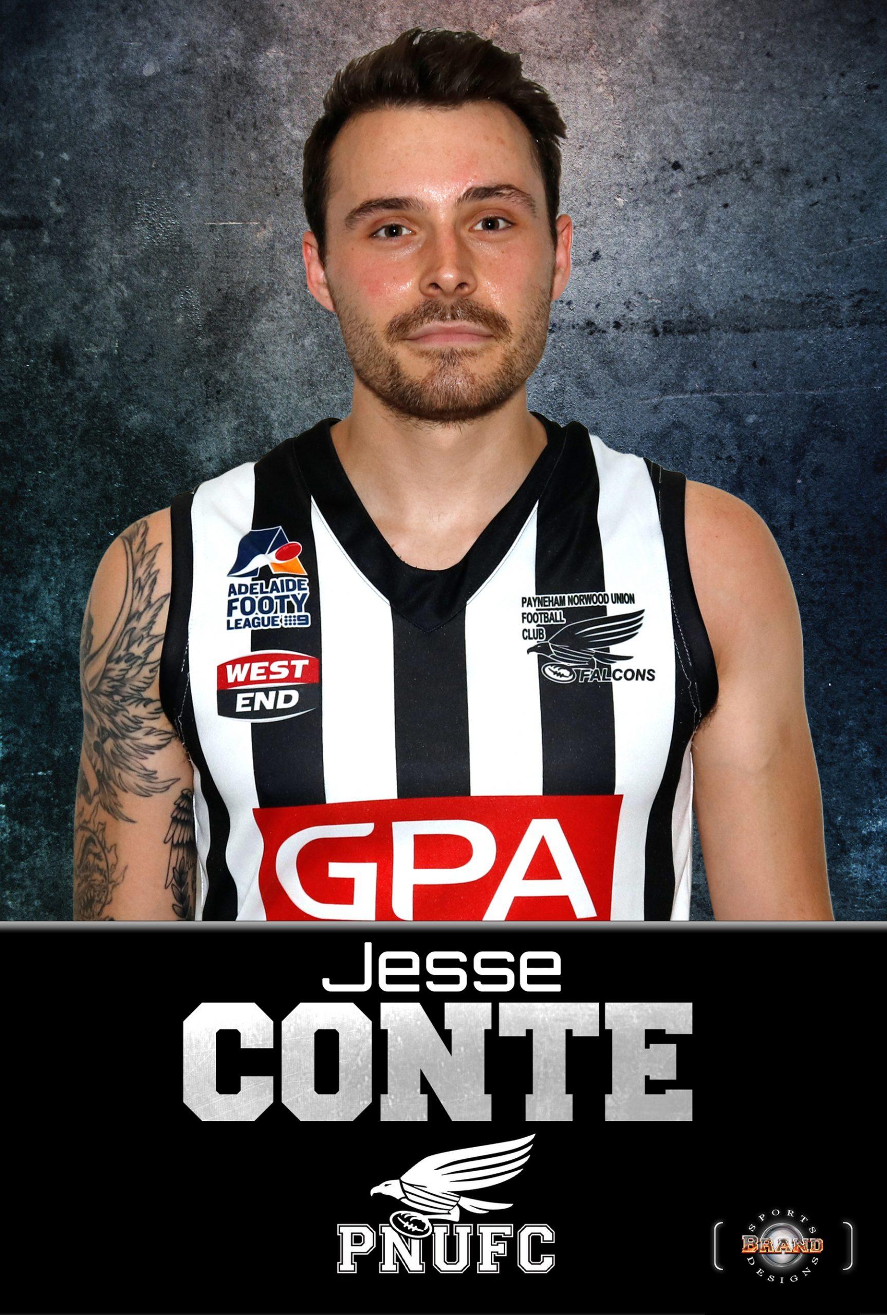 Jesse Hurricane Conte